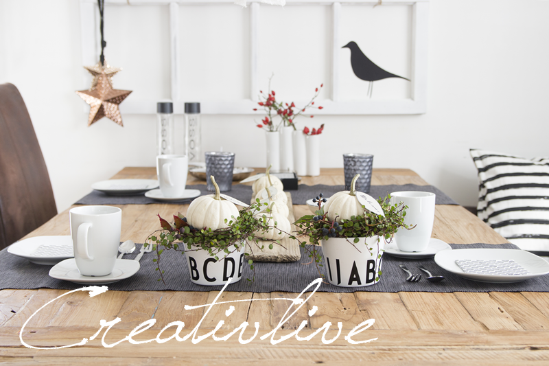Bloggertreffen Und Tischdeko Creativlive