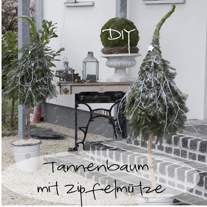 Diy Tannenbaum Mit Zipfelmütze Creativlive