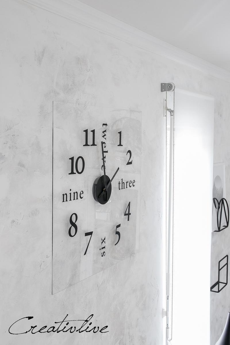 Diy Transparente Uhr Und Memo Whiteboard Creativlive