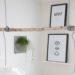 DIY  Papierbeton Wandtopf und Schalen